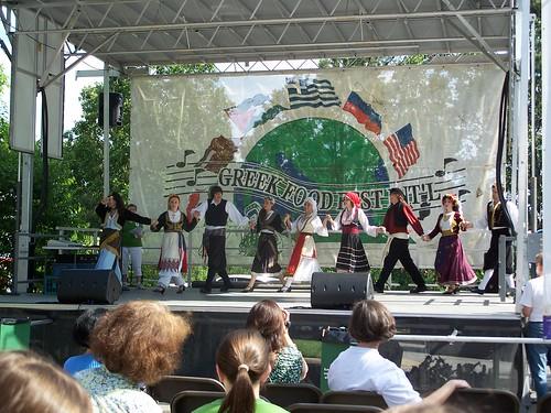 more greek folk dancing