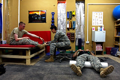 Physical Therapy, by www.army.mil