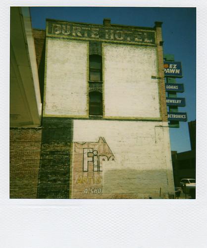 ...Burte Hotel Revisited