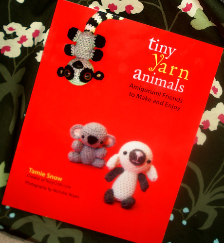 Tiny Yarn Animals Cover