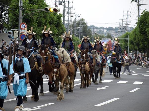 2008年 八戸三社大祭 お通り 26