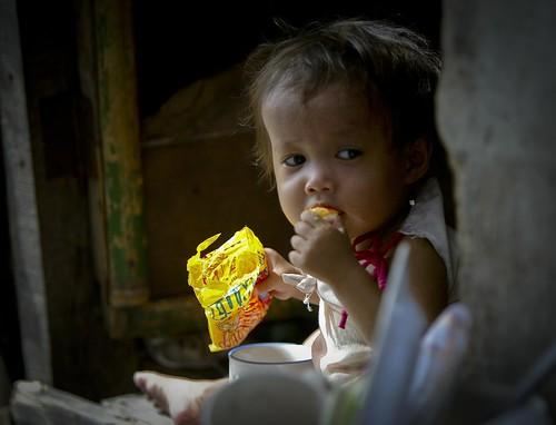 Philippine poverty...