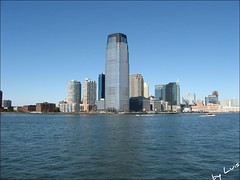 The Goldman Sachs Tower. New Jersey
