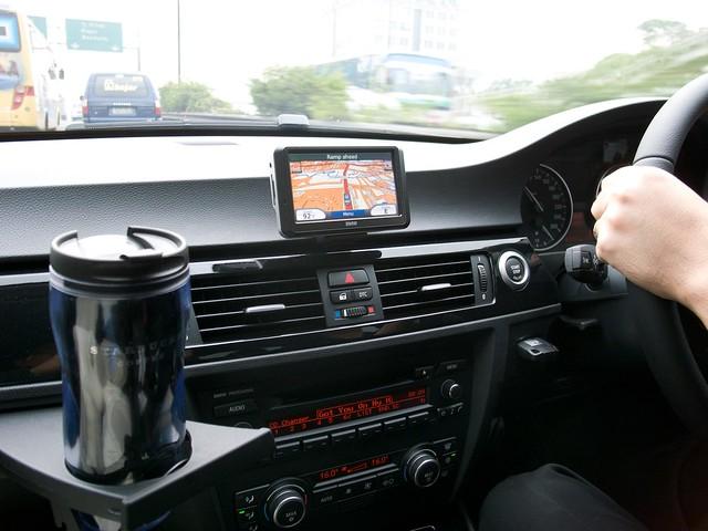 BMW Car Navigation Jakarta GPS