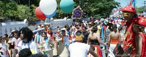 Brazil - Olinda - Carnival - Parade - Creative Costumes