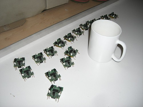 Formica robots without cute