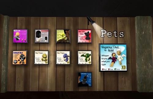 XD Fusion Pets
