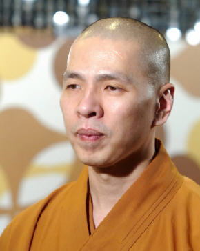 Former Ren Cis Chief Officer, Venerable Ming Yi
