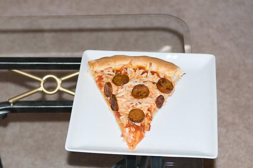 Non-Dairy Pizza