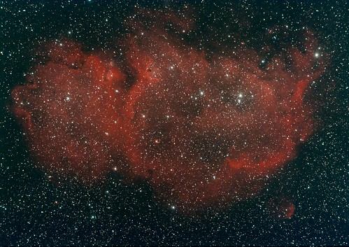 Sh-2 199 The Soul Nebula