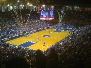 Duke vs Rhode Island basketball
