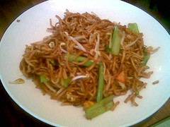 Sibu's MFT Dimsum - fried noodles