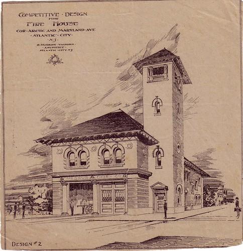 Possible Joe Lehrer Design for AC Firehouse