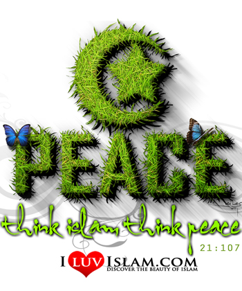 think islam think peace