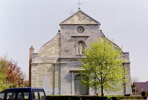 Sint Niklaaskerk Gooik