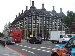 Portcullis House from Westminster Bridge