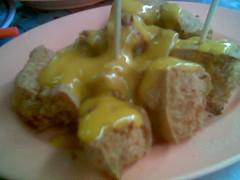 SP Fried homemade tofu