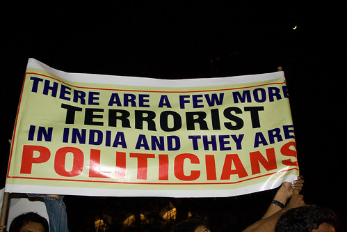 damn you politicians (by kapil_b)