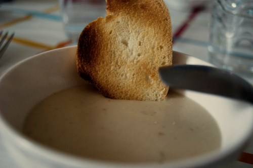 Crema de queso Stilton