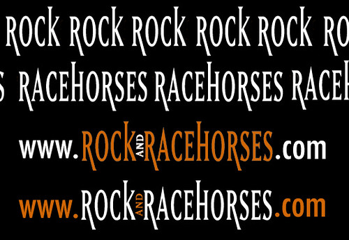 The long-awaited www.RockandRacehorses.com!