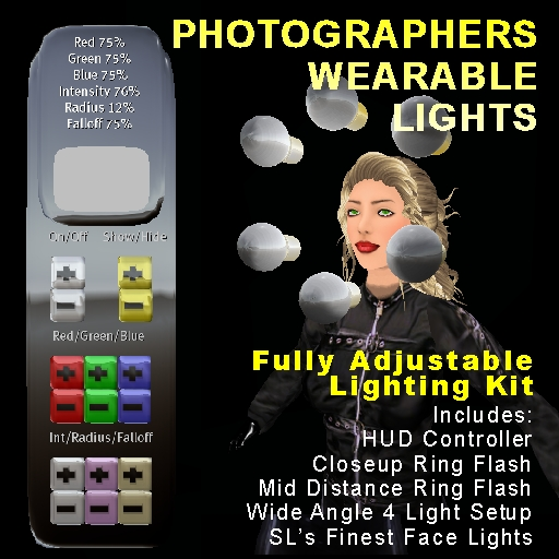 Photographers Lights
