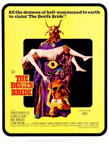 The Devil Rides Out (1968)