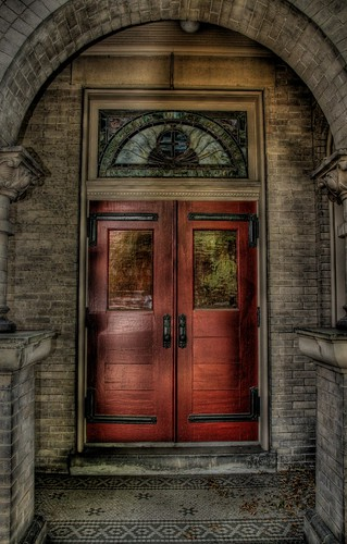 The Pastors' Entrance