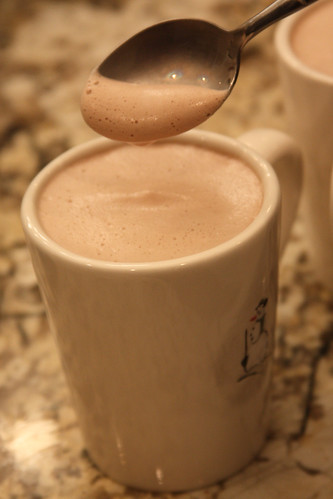 Extra Frothy Hot Cocoa