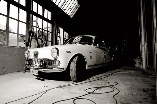 Giulietta Sprint - Somewhere - F