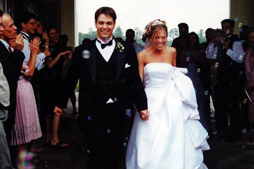 WeddingLeaving