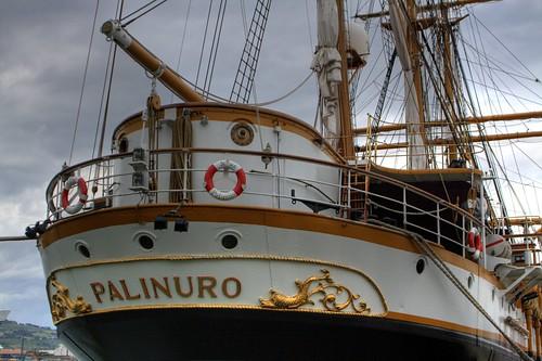 Nave scuola Palinuro