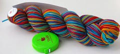 Knitterly Things June Sock Club