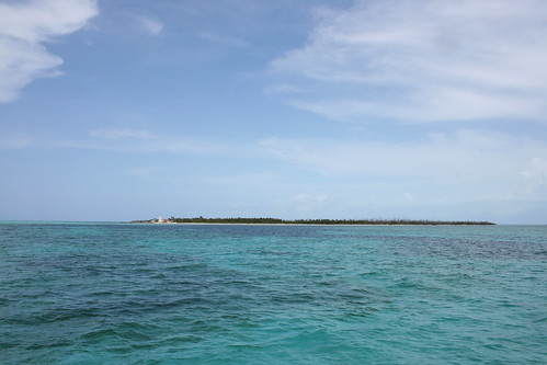 Chinchorro Bank Atoll