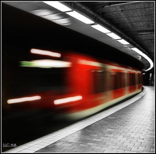 Hauptbahnhof Motion #2