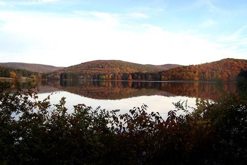 Leaves Peak