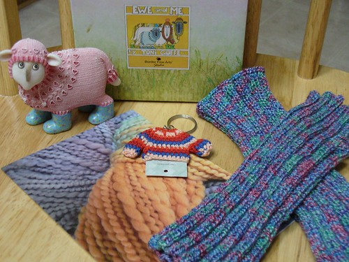 Knitty Board SP9 Last package