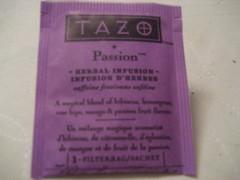 Tazo Passion 1