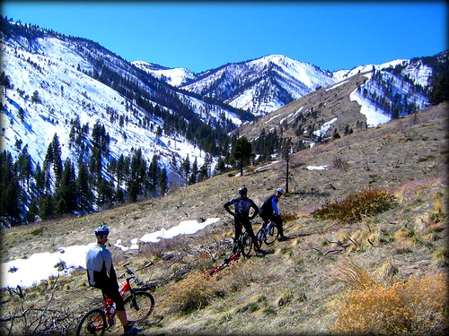Baldy Green Trail
