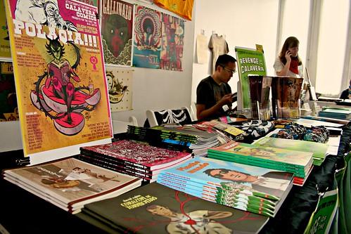 Calavera Comics