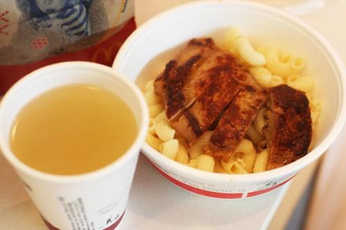 potart base: 澳門早餐-麥當勞通心粉