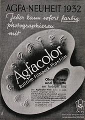 Agfa-Blätter  no 9/2 de 1932