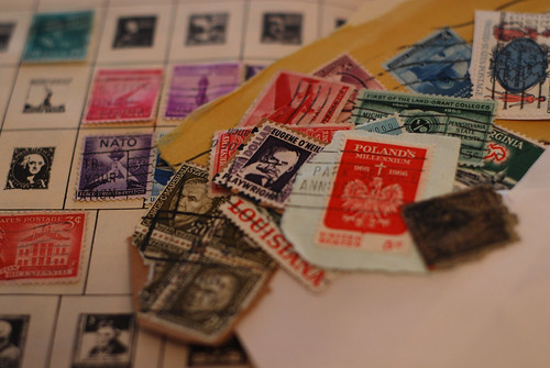 Stamp Collection (by ...Rachel J...)