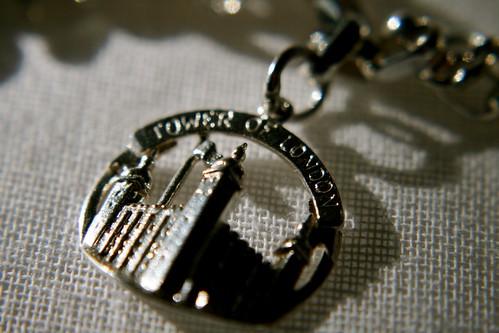 Charm Bracelet: Tower of London