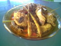 STP's ayam masak kunyit 2