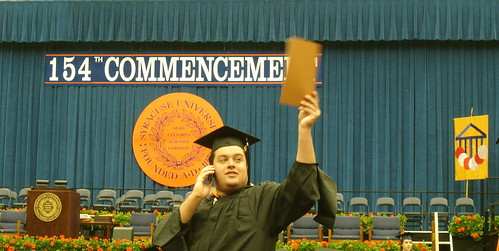 Commencement in the digital era