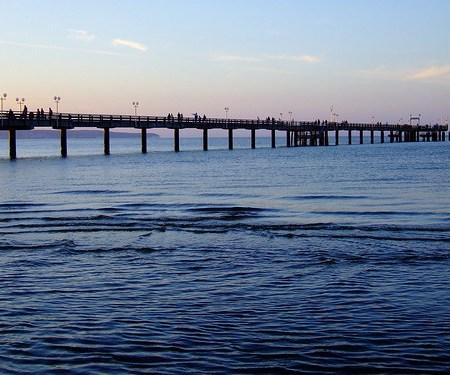 Seebrücke Binz