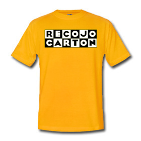 Camiseta - Recojo Carton
