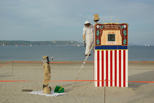 Bees vs Punch & Judy I