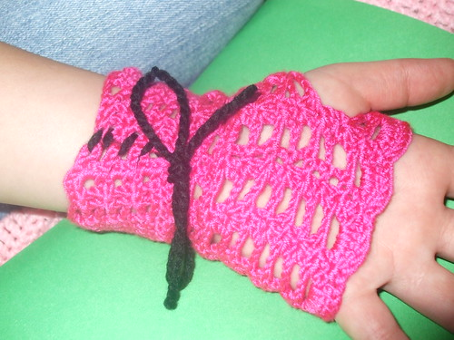 glove for Maddie by you.