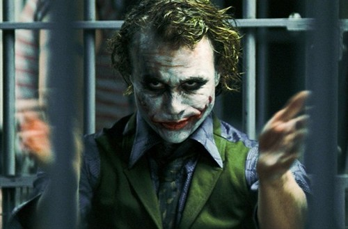 heath ledger the joker por ti.